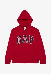 GAP - BOYS ACTIVE ARCH - veste en sweat zippée - pure red