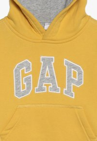 GAP - TODDLER BOY LOGO - Hoodie - starlight gold - 3