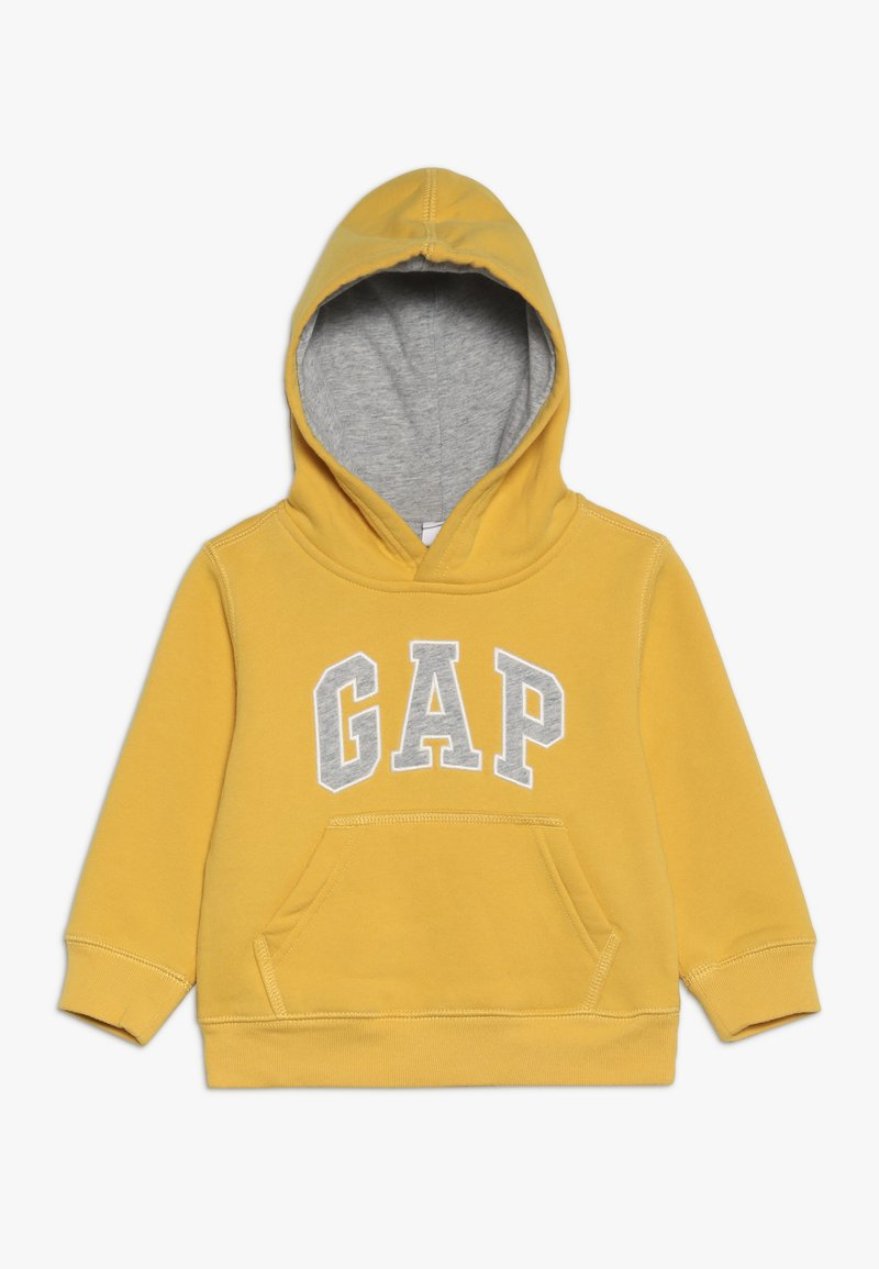 GAP - TODDLER BOY LOGO - Hoodie - starlight gold