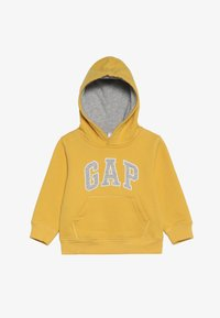 GAP - TODDLER BOY LOGO - Hoodie - starlight gold - 2