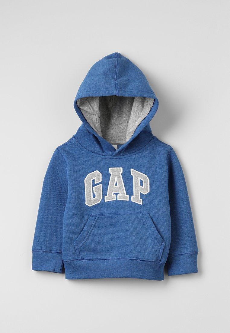GAP - TODDLER BOY LOGO - Hoodie - blue lapis