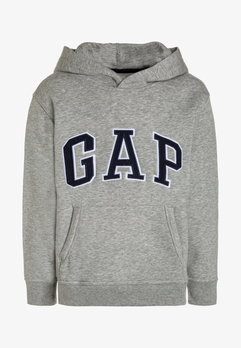 GAP - BOYS ACTIVE ARCH  - Felpa con cappuccio - light heather grey