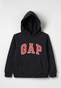 GAP - BOYS ACTIVE ARCH  - Sweat à capuche - charcoal grey - 0