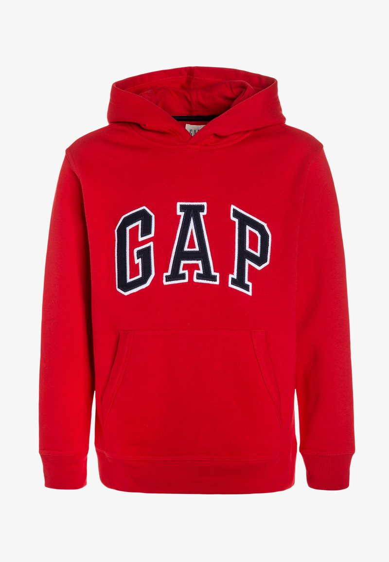 GAP - BOYS ACTIVE ARCH  - Sweat à capuche - pure red