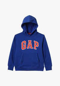 GAP - BOYS ACTIVE ARCH  - Jersey con capucha - brilliant blue - 4