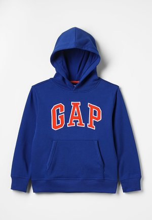 BOYS ACTIVE ARCH  - Kapuzenpullover - brilliant blue