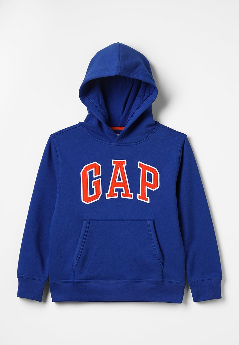 GAP - BOYS ACTIVE ARCH  - Jersey con capucha - brilliant blue