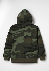 GAP - ACTIVE KNITS CAMO ARCH  - Jersey con capucha - camouflage - 1