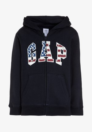 AMERICANA ARCH - veste en sweat zippée - blue galaxy
