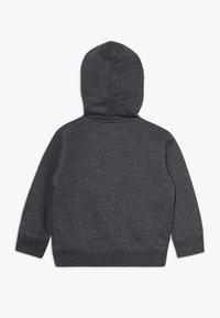 GAP - TODDLER BOY LOGO - Hoodie met rits - charcoal grey - 1