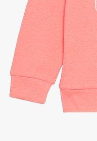 GAP - LOGO HOOD BABY - Sudadera con cremallera - neon blazing pink - 2