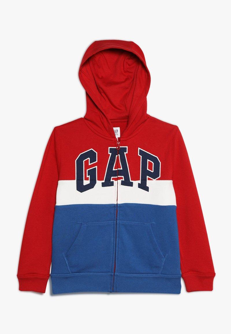 GAP - BOYS - Bluza rozpinana - modern red