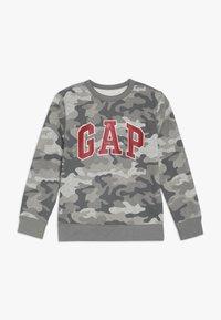 GAP - BOYS ARCH CREW - Sweater - grey - 0
