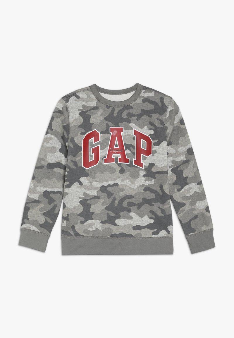 GAP - BOYS ARCH CREW - Sweater - grey