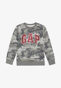 GAP - BOYS ARCH CREW - Sweater - grey - 2