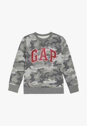 BOYS ARCH CREW - Sweatshirt - grey