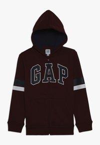 GAP - BOYS  - Zip-up hoodie - red delicious - 0