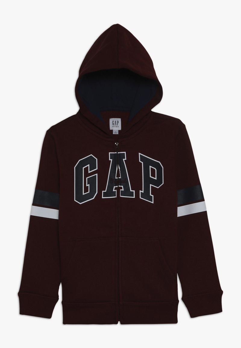 GAP - BOYS  - Zip-up hoodie - red delicious