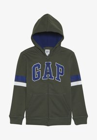 GAP - BOYS  - veste en sweat zippée - desert cactus - 3