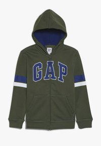 GAP - BOYS  - veste en sweat zippée - desert cactus - 0