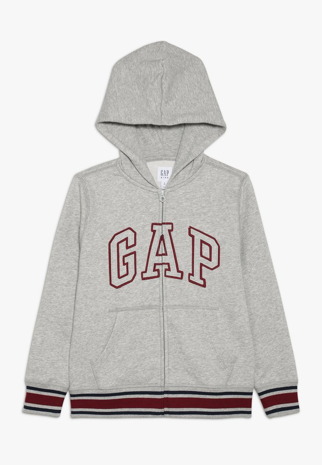 BOY ARCH - Sweatjacke - light heather grey