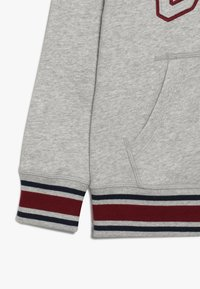 GAP - BOY ARCH - Zip-up hoodie - light heather grey - 2