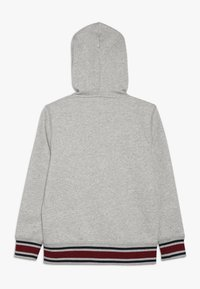 GAP - BOY ARCH - Zip-up hoodie - light heather grey - 1