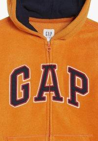 GAP - BOY ARCH HOOD - Giacca in pile - scorch - 4