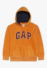 GAP - BOY ARCH HOOD - Giacca in pile - scorch - 0
