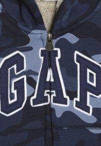 GAP - TODDLER BOY COZY LOGO - Jas - blue - 4