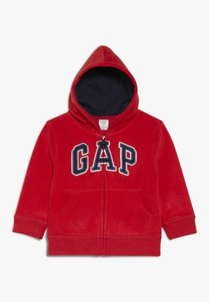 TODDLER BOY - Giacca in pile - pure red