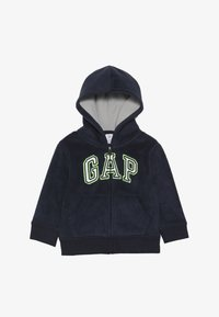 GAP - TODDLER BOY - Kurtka z polaru - tapestry navy - 3