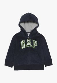 GAP - TODDLER BOY - Kurtka z polaru - tapestry navy - 0