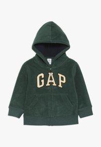GAP - TODDLER BOY - Fleecová bunda - evergreen - 0