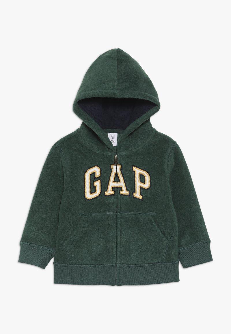 GAP - TODDLER BOY - Fleecová bunda - evergreen