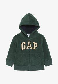 GAP - TODDLER BOY - Fleecová bunda - evergreen - 3