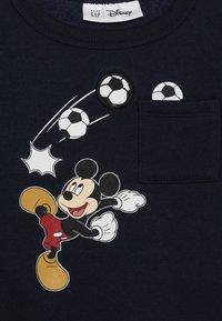 GAP - MICKEY MOUSE TODDLER BOY CREW  - Sweater - true indigo - 3