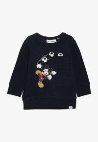 GAP - MICKEY MOUSE TODDLER BOY CREW  - Sweater - true indigo - 0