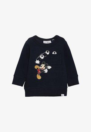 MICKEY MOUSE TODDLER BOY CREW  - Sweatshirt - true indigo