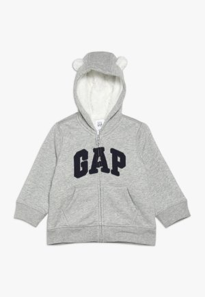 COZY ARCH BABY - Hettejakke - light heather grey