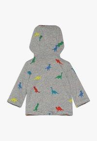 GAP - HOOD BABY - Hoodie met rits - light heather grey - 1