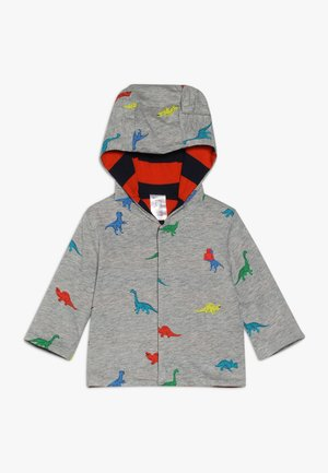 HOOD BABY - Sudadera con cremallera - light heather grey