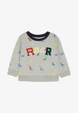 ROAR CREW BABY - Sweatshirt - light heather grey
