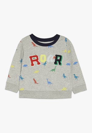 ROAR CREW BABY - Felpa - light heather grey