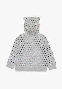 GAP - ARCH HOOD BABY - Sudadera con cremallera - light heather grey - 1