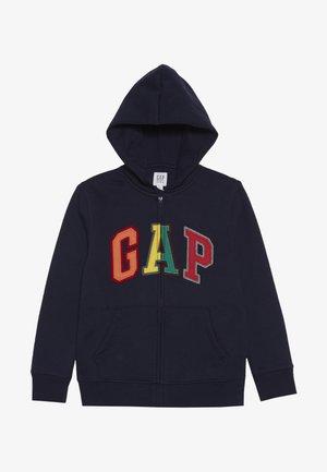 BOY ARCH - Zip-up hoodie - tapestry navy