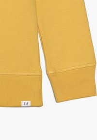 GAP - BOY LOGO - Sudadera - dark yellow - 2