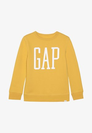 BOY LOGO - Sweater - dark yellow