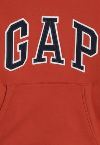 GAP - BOY LOGO HOOD - Hoodie - flare orange - 4