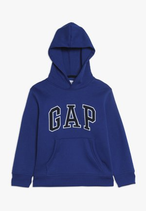 BOY LOGO HOOD - Bluza z kapturem - brilliant blue